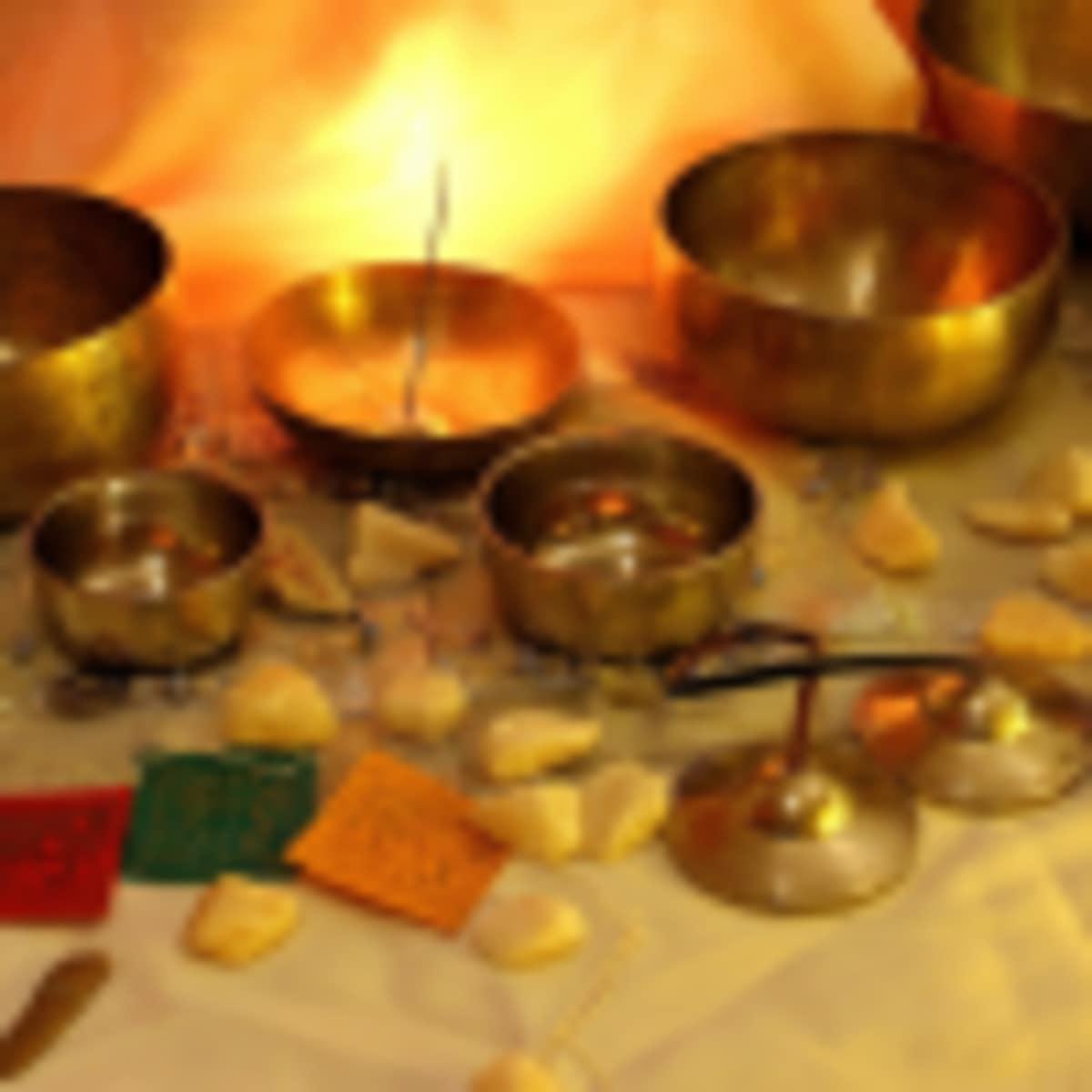 Méditation relaxation avec les bols tibétains - Centre Prévention Santé Colombier