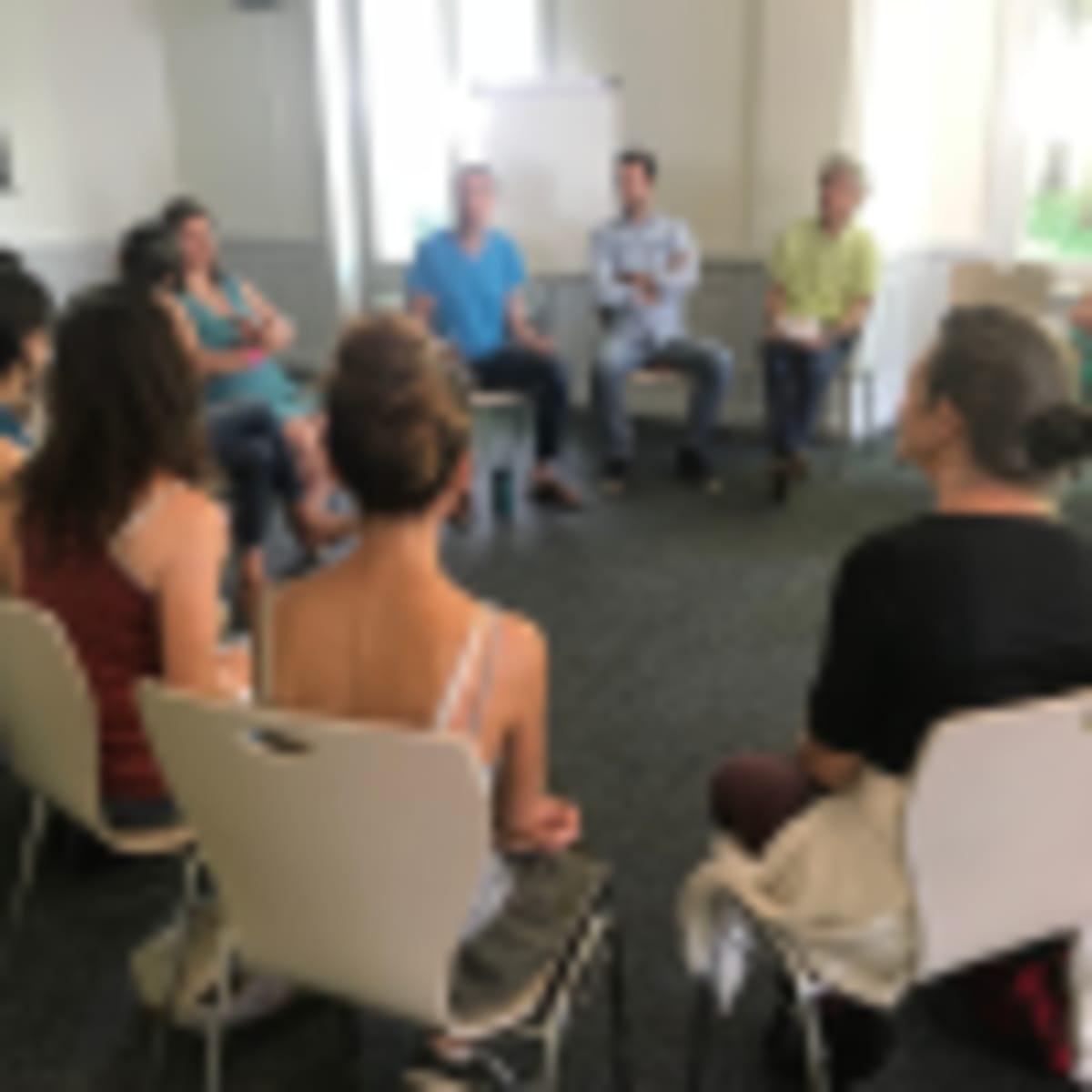 Meetup : Modèles d'organisation à autorité distribuée – Neuchâtel #4