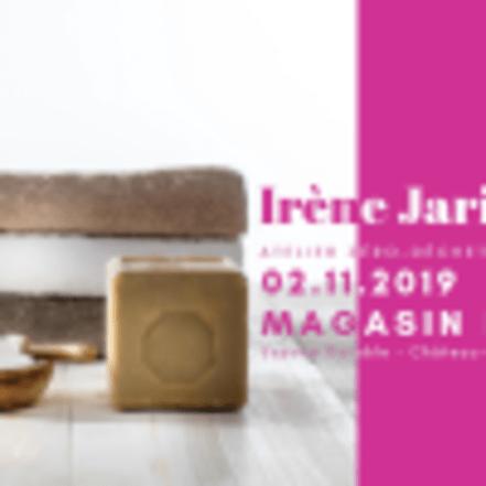 Atelier zéro-déchet – Irène Jarisch