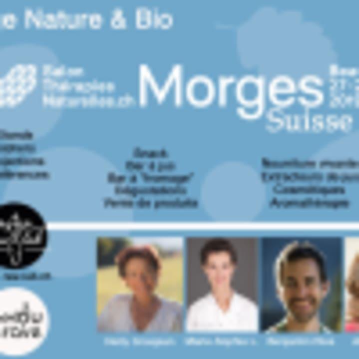 Village Nature & Bio - Salon des Thérapies Naturelles
