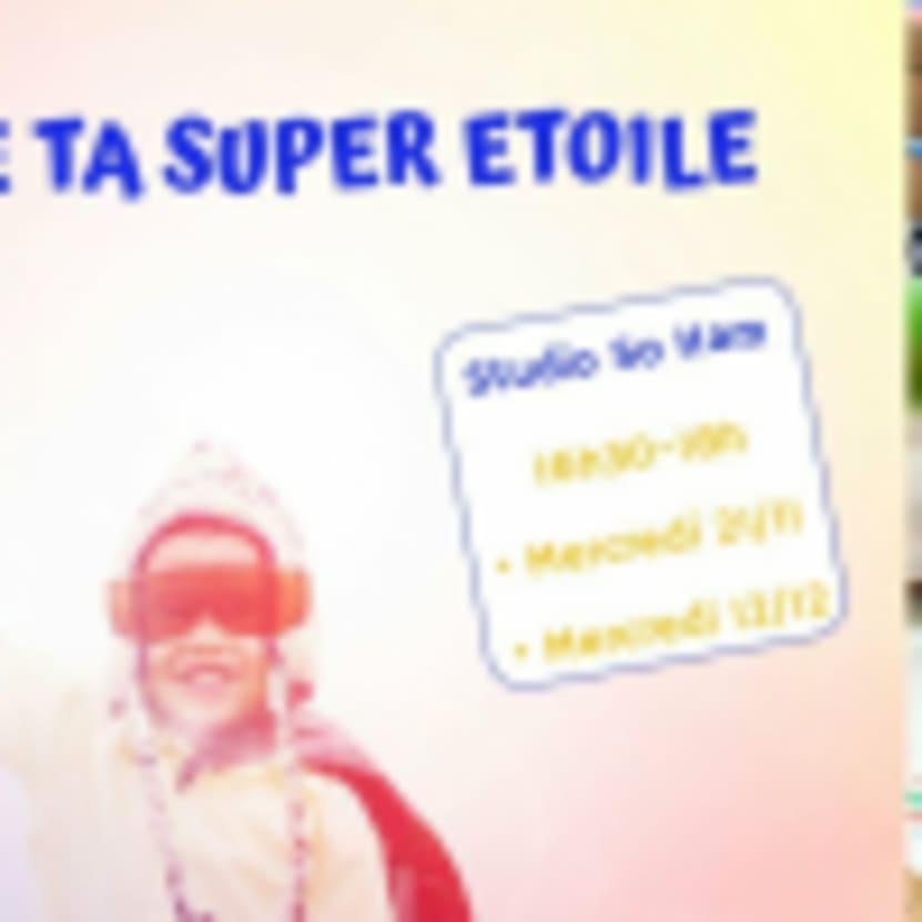 Ateliers pour enfants: Active ta super étoile -Alexandra Celerault