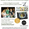 Atelier-repas : Alimentation gourmande, consciente et de santé - Raw Lab