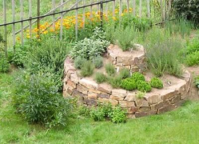 spirale en permaculture