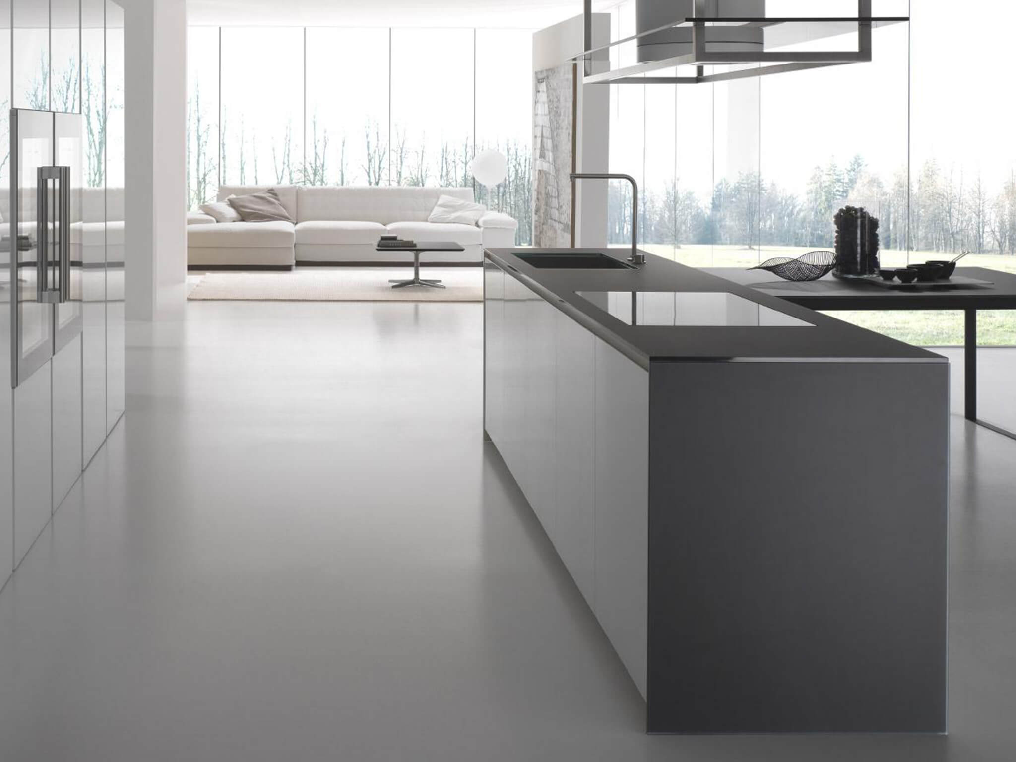 Twenty contemporary kitchen cabinet Modulnova Archisesto Chicago