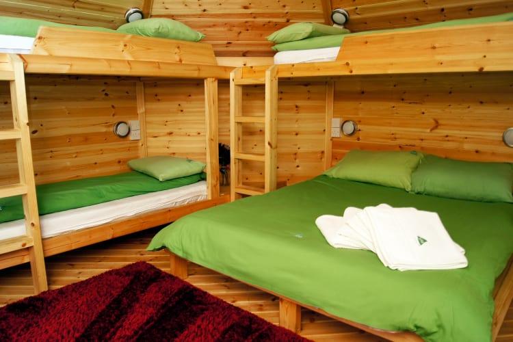 YHA Camping Cabin 02