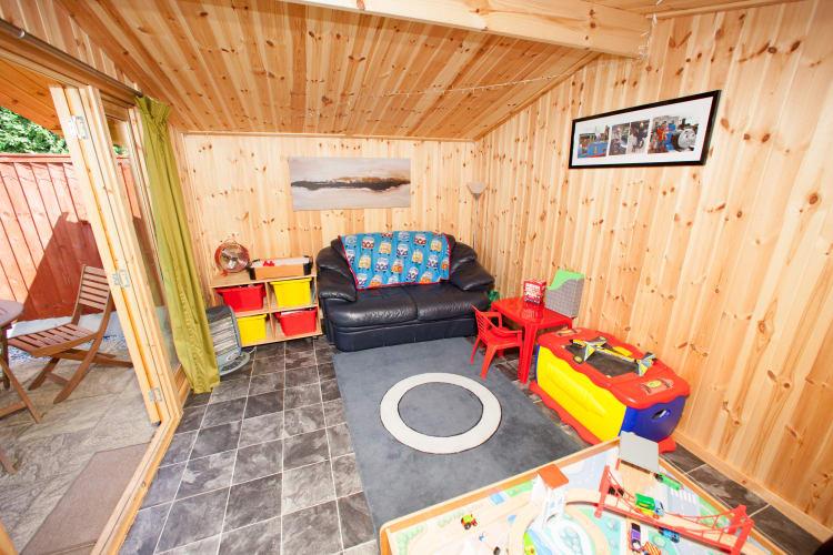 Summerhouse chalet