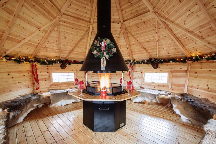 ZBBQ Cabin 1a