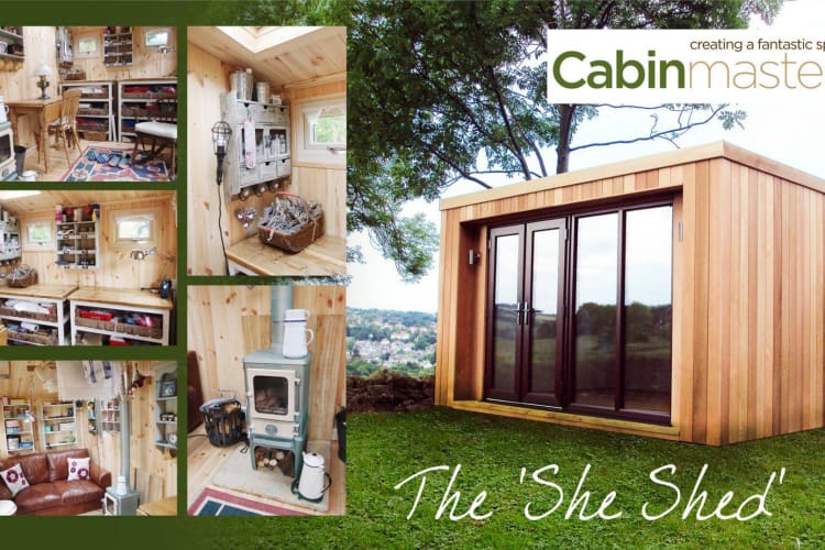 The 'She Shed'