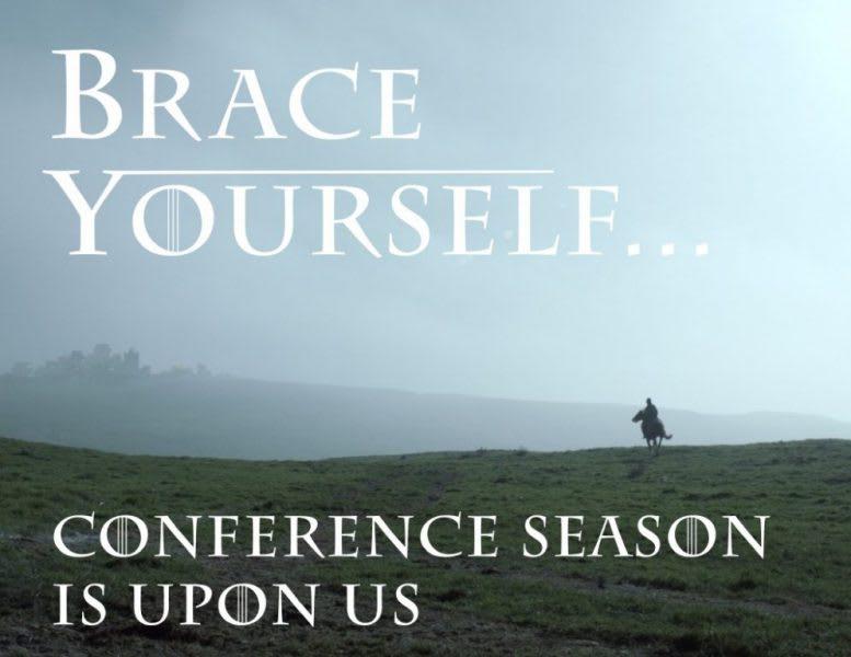 Conference-Season