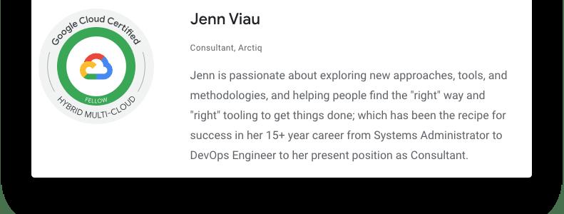 Jenn Viau