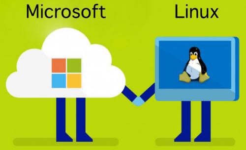 Microsoft <3 Linux