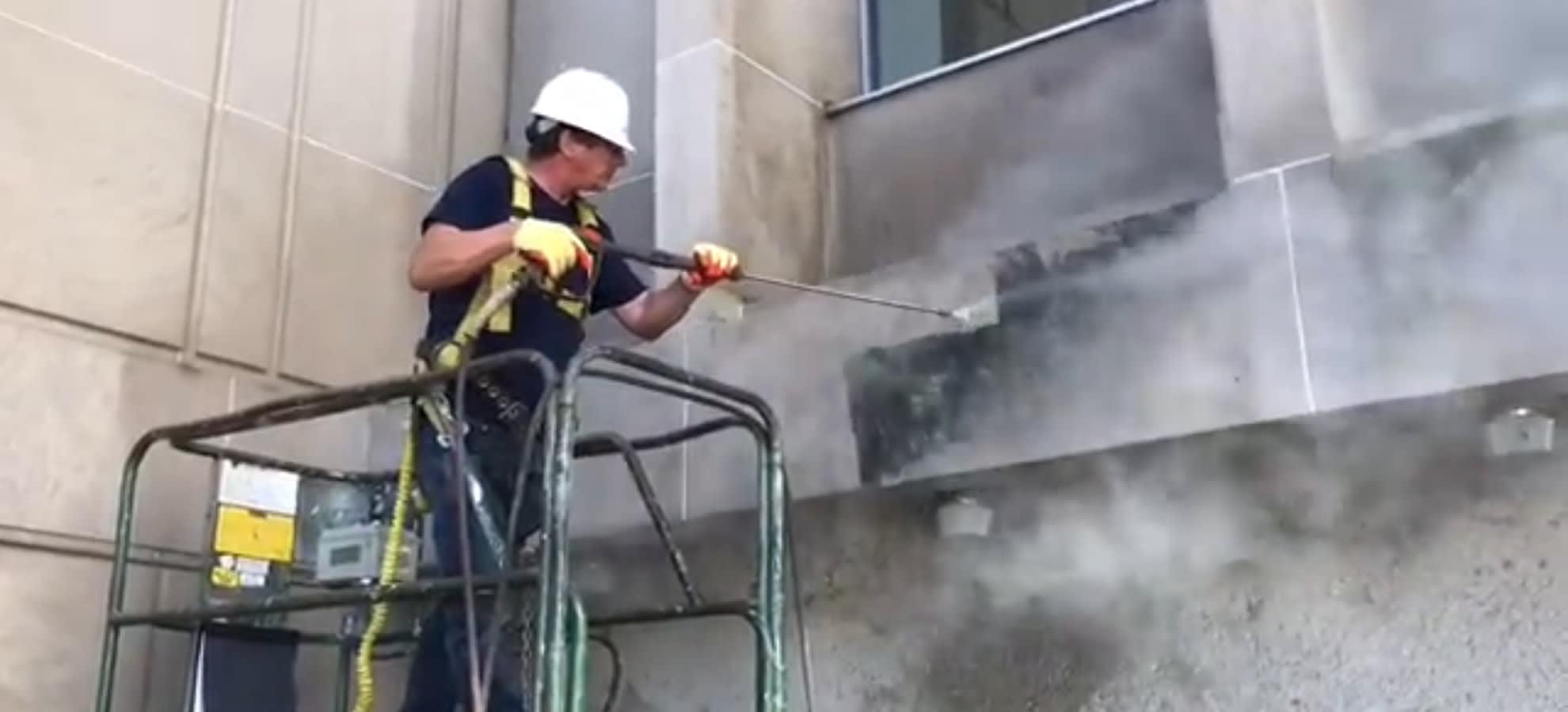 SteamBlast - Lavagem a Vapor Super Aquecido image