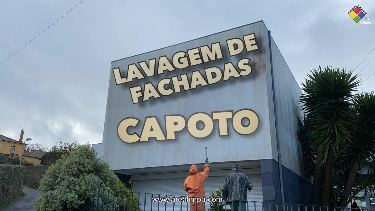 post Lavagem de fachadas capoto - Casa do Regaço image
