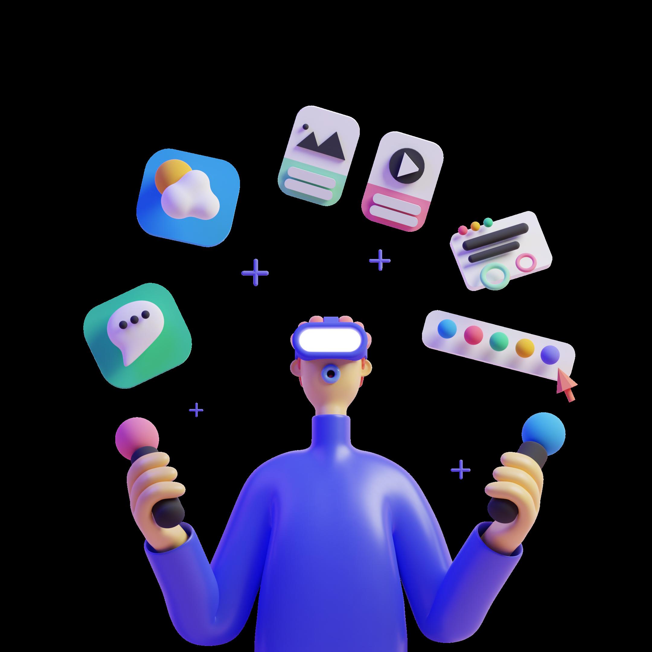 Plataforma illustration