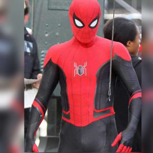 Spiderman Far From Home Peter Parker leather Jacket areena design