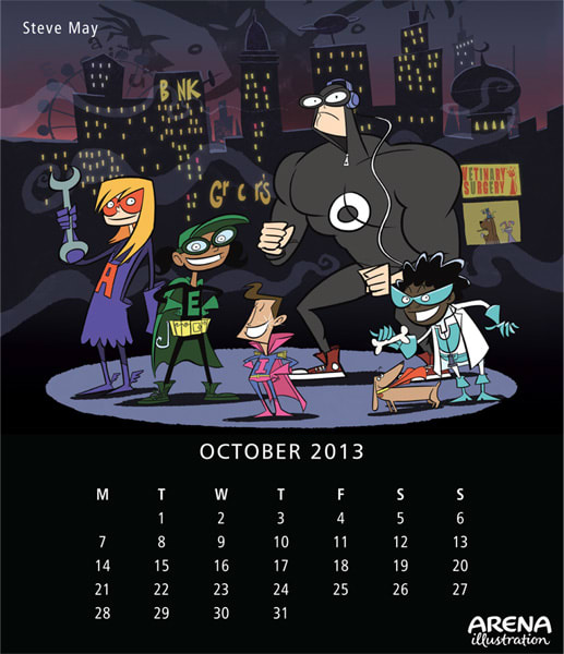 Arena-Illustration-Steve-May-Oct-Calendar2013