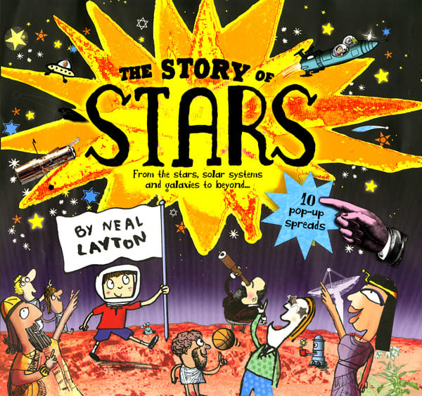Arena-Illustration-Neal-Layton-Story-of-Stars-cover