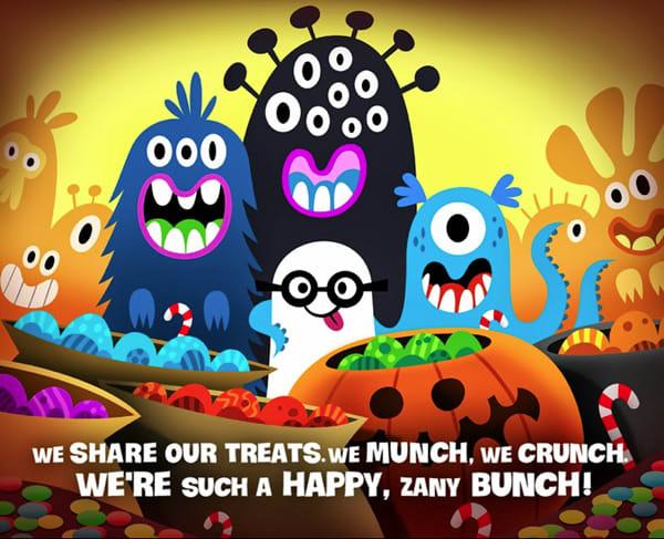 Arena-Illustration-Chris-Garbutt-Halloween-Friends-07