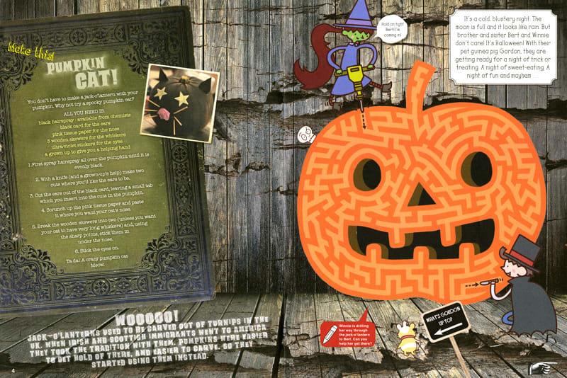 Arena-Illustration-Thomas-Flintham-BW-Halloween-01