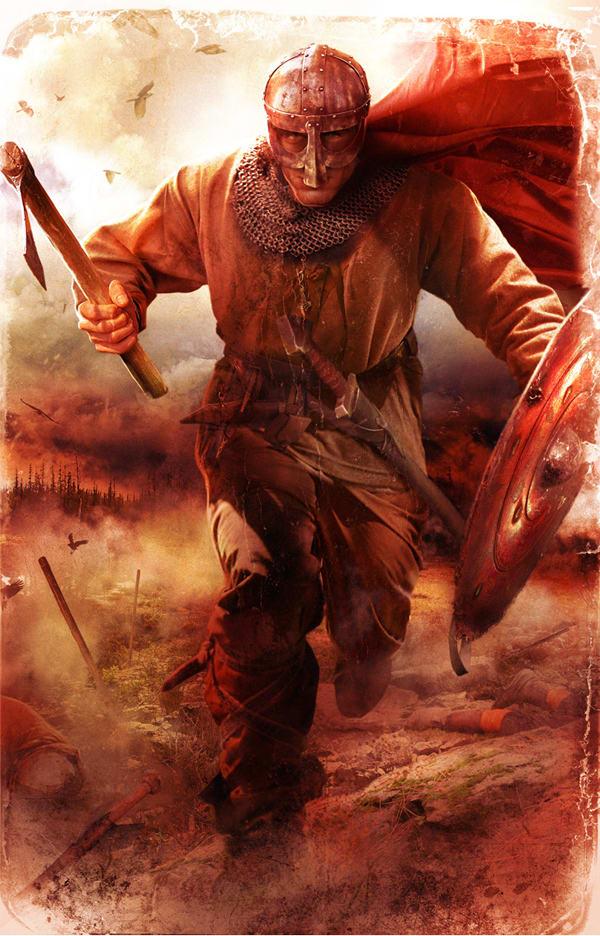 Gallow: The Crimson Shield