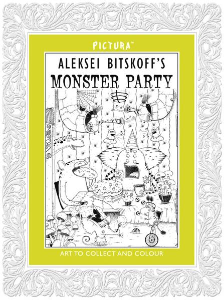 PICTURA: Aleksei Bitskoff's Monster Party
