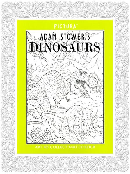 Pictura: Adam Stower's Dinosaur