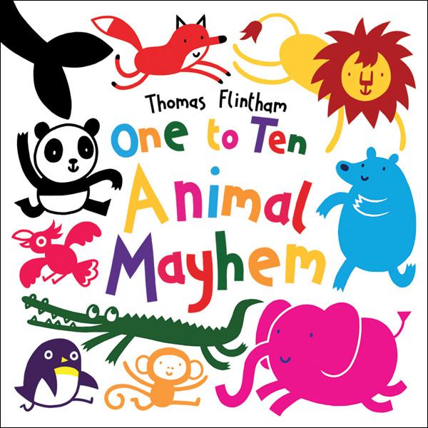 One to Ten - Animal Mayhem