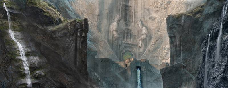 Dwarf kingdom of Erebor