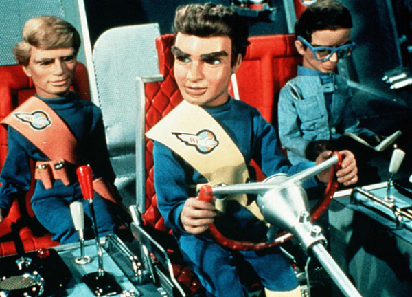 Thunderbirds - Created by Gerry Anderson