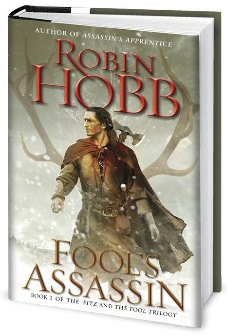 Robin Hobb's Fool's Assassin