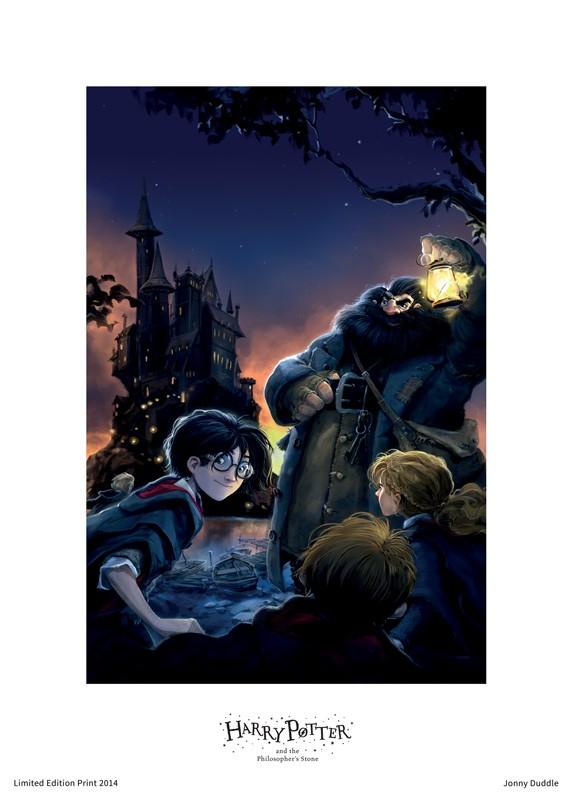 Harry Potter 1 Phillosophers Stone