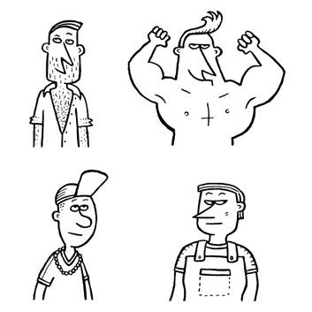 arena-illustration_spike-gerrell_TBIG-stereotypes
