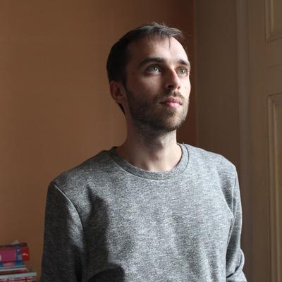 Euan Cook profile photograph