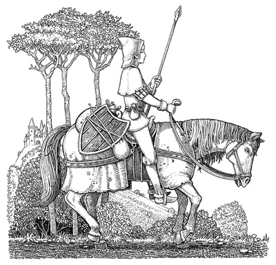 faery tales iron hans