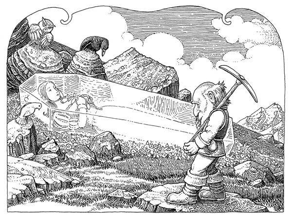 faery tales snow white