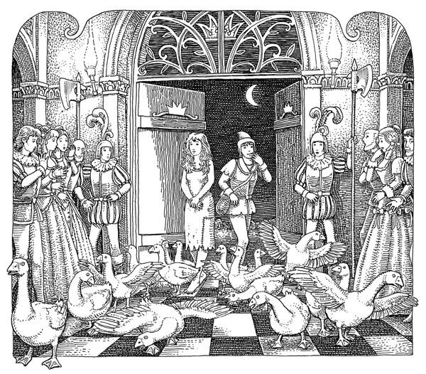 faery tales tattercoats