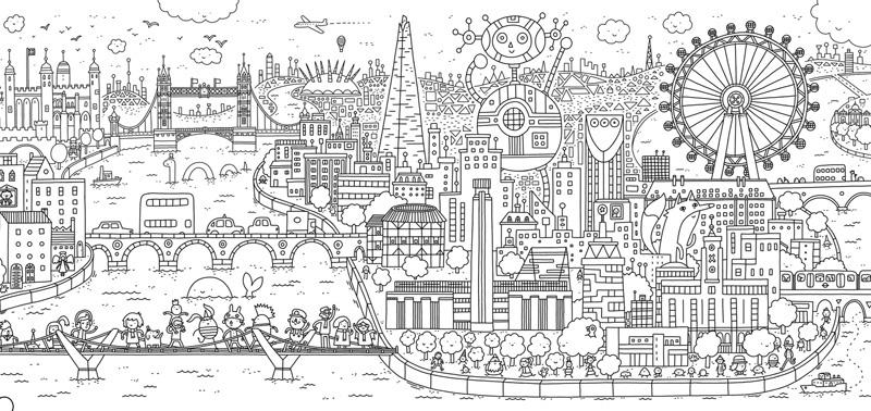 Thomas Flintham's A Stroll in London