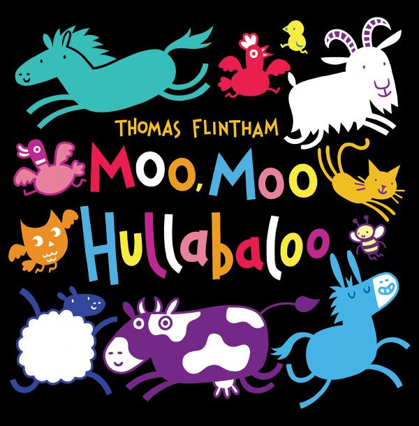 Moo, Moo, Hullabaloo - Scholastic