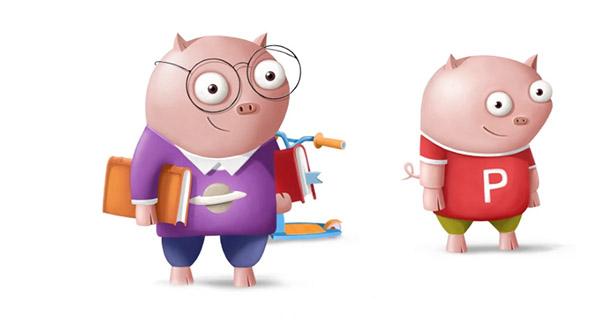 Aleksei Bitskoff Pigby and Friends NatWest Savings
