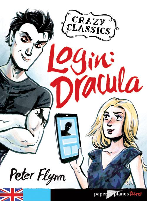 Login: Dracula illustrated by Euan Cook