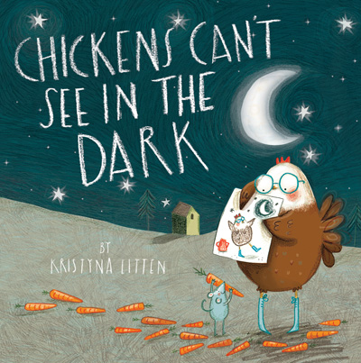 Chicken's Can't See In The Dark, published by Oxford University Press