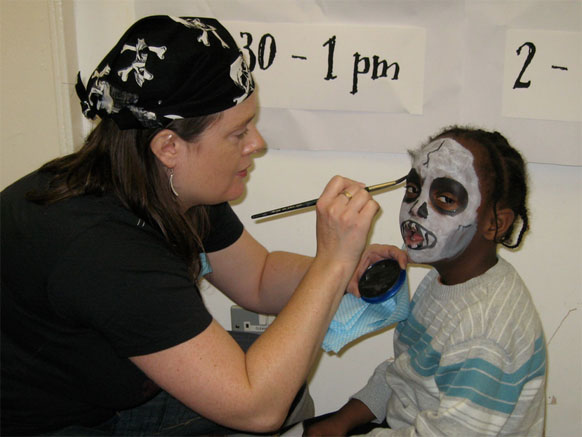 Pirate-big-draw_face-painting