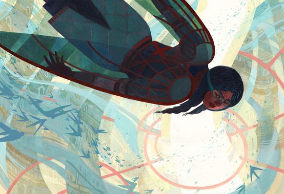 Updraft by Serena Malyon