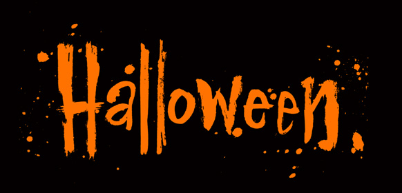 M&S Halloween Lettering, Chris Garbutt