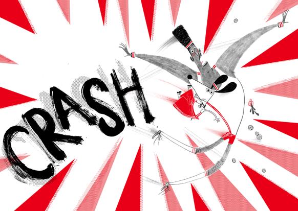 Crash, by Alex T. Smith