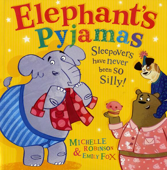 Elephant's Pyjamas Cover- Emily Fox