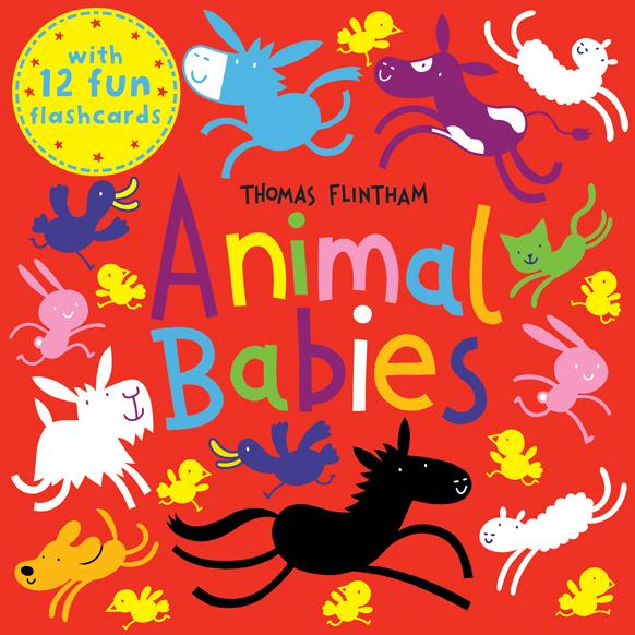 Animal Babies Cover by Tom Flintham