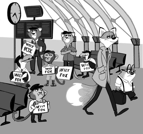 Emily Fox- Fox Investigates, A Web of Lies