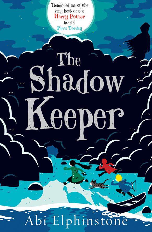Thomas Flintham, Shadow Keeper Cover
