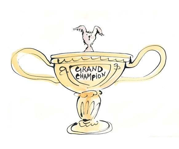 Sue Hellard- Grand Champion Dog